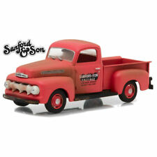 GREENLIGHT – 1/43 – 1952 Ford F-1 Truck Sanford and Son 1972-77 TV Serie diecast