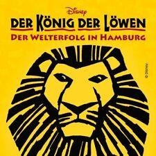 Musical DER KÖNIG DER LÖWEN 2 Tickets in PK 1 | Geschenk-Gutschein