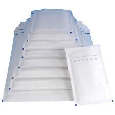 50 G7 Luftpolstertaschen Versandtaschen Luftpolstertüten 250 x 350 mm weiß