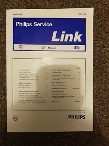 Philips Service Link May 1982 Issue 80
