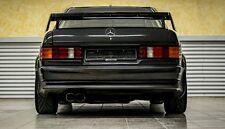 Evo1 rear spoiler Mercedes 190 190E 16V Evo AMG cosworth 2.3 2.5 sportline w201