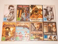 30 WESTERN FILME JOHN WAYNE BOX DJANGO BUD SPENCER KLASSIKER DVDs DVD SAMMLUNG