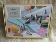 House Of Fraser Linea Macaron Baking Set RRP £25 Unused