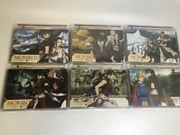 Moribito Guardian of the Sprit Collector's DVD Lot Of 6 Volumes Anime Free Ship