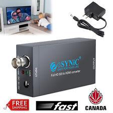 1080P 3G SDI To HDMI Video Audio Converter Coaxial Adapter SD-SDI HD-SDI HD CA