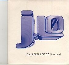 (DI628) Jennifer Lopez, I'm Real - 2001 DJ CD