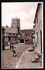 Claverley near Bridgnorth. Bull Ring in Princess Series