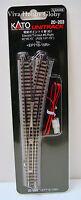 "Kato 20203 N Gauge Unitrack Electric Turnout #6 Right R718-15 (R28 1/4""-15) 1pc."