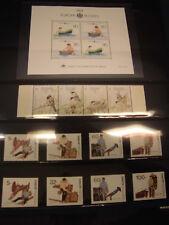 Sammlung Portugal AZOREN 1980-1993 postfrisch komplett + Extras (1440)