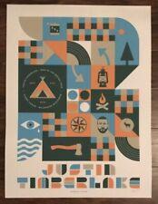 Justin Timberlake 2018 Milwaukee Wisconsin Official Concert Poster Print X/75