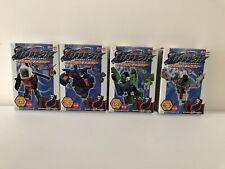 Transformers Galaxy Force Micron Galaxy Kabaya Complete Set New