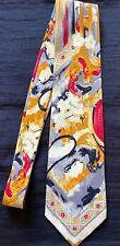 Pancaldi Silk Italian Silk Tie