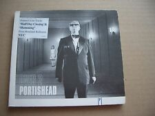 PORTISHEAD - OVER  / HALF DAY CLOSING / HUMMING - CD SINGLE IN DIGI SLEEVE