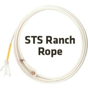 """Cactus STS Ranch Rope """"Stran Smith""""."""