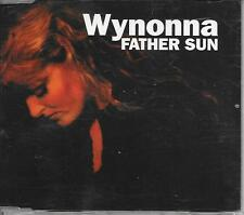 WYNONNA - Father sun CD SINGLE 3TR Country 1993 Germany (THE JUDDS)