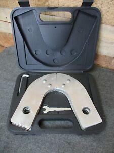 Werner Telescoping Multi Ladder Dynamic Hinge Set Kit w/ Case