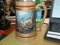The Franklin Mint The Sportsman Year Tankard Collection by Ted Blaylock  Mint.
