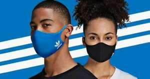 Sports face mask blue
