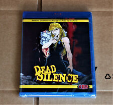 """HORROR """"DEAD SILENCE"""" LIMITED EDITION BLU-RAY OOP BRAND NEW"""