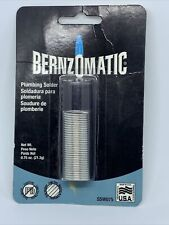 Benzomatic Plumbing Solder 75 Oz Ssw075 A5