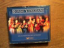 RONDO Veneziano-un romantico concerto [3 CD BOX] Nuovo OVP 60 brani migliore