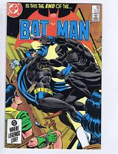 Batman #380 DC Pub 1985