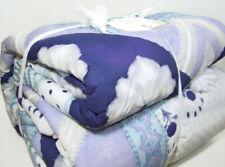 Pottery Barn Teen Multi Colors Kiara Dots Floral Tassel Thread Full Queen Quilt