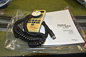 Lenz LH90 Engineers Throttle. (Pre-owned). Instruction manual & Cable.