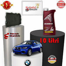 Servicing Automatic Gearbox Oil & BMW X6 E71 Xd Rive 50 I 300KW 2010 -> /1098