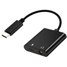 Google Pixel 3 4 XL USB-C TO 3.5MM HEADPHONE EARPHONE ADAPTER TYPE-C CHARGE PORT