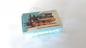 Marklin empty box for steam engine 3029, 0-6-0. from 1961. Engine not included