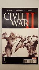 CIVIL WAR II #1 : MCNIVEN 1:200 SKETCH VARIANT : MARVEL COMICS 2016