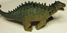"Vintage 7"" Long Pinacosaurus Dinosaur Hollow Rubber Good Condition Free Shipping"