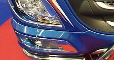 DAF XF 106 COPERTURA CORNICE FARO FENDINEBBIA ANTERIORE CABINA ACCIAIO INOX LUCI