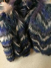 ISABEL MARANT FUR CATWALK SIZE S NEW