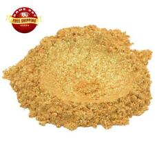 24 Karat Gold / Yellow Mica Colorant Cosmetic Pigment by H&B Oils Center 2 Oz