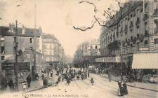 SAINT-DENIS - rue de la république