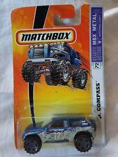 MATCHBOX 2005 JEEP COMPASS 72 -1 MBX METAL