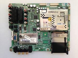 Platine main board ref BN94-01193A pour tv Samsung LE32S86BD (CMO)
