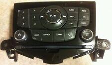 Chevy Cruze Radio Control Panel OEM 12 13 14 15 (15)