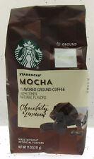 Starbucks Mocha Coffee ~ Chocolate ~ Ground ~ 11oz Bag