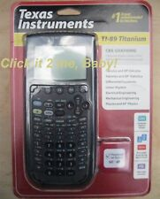Brand New Factory SEALED! Texas Instruments Ti-89 TITANIUM Graphing Calculator