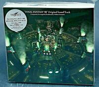 CD FINAL FANTASY VII SOUNDTRACK PS1 OST BSO NEW SEALED