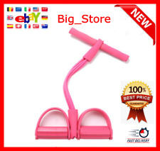 Body Stretching Fitness Tummy Pink Trimmer PullUp Exerciser For Home Gym Yoga