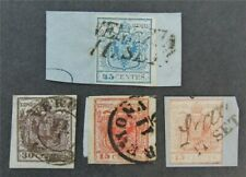 nystamps Austria Stamp Used Town Cancels