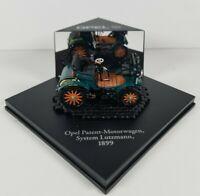 1899 JAMAIS CONTENTE World Record RACE CAR Germany Plastic Toy Kinder Surprise