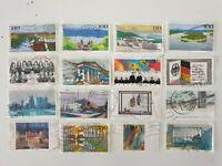 16 Modern Large German stamps (set 3)