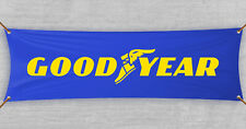 GoodYear Flag Banner 1.5x5 ft Belt Tire Eagle Dayco Tires Serpentine Wranlger