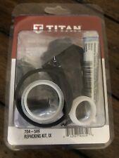 New listing 704-586 Packing Kit, Titan Sprayer 410,440,540,640. Original Parts