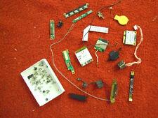 Fujitsu LifeBook P1630 Screws WiFi Card Switch Board CMOS Battery Etc. #506-38